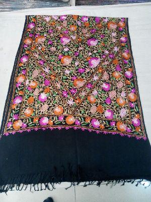 Aari Embroidered Stole 05