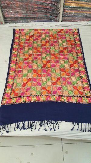 Aari Embroidered Stole 10