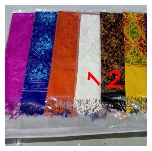 Aari Embroidered Stoles