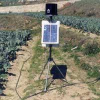 Digital Rainfall Recorder