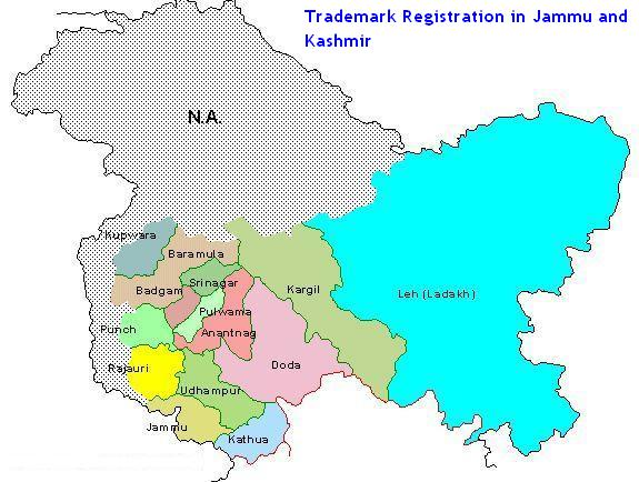 Trademark Registration in Jammu and Kashmir, Srinagar