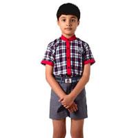 Junior Boys Summer Uniform