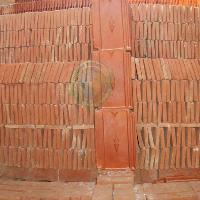 Handmade Terracotta Clay Tiles