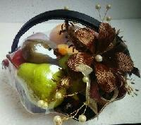 Decorative Fruit Basket 01
