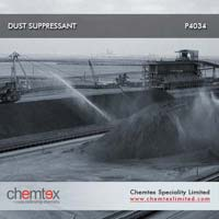 Dust Suppressant Chemical