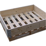 Collared Pallets