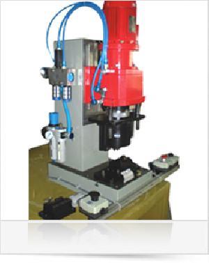 Multi Point Riveting Machine 02