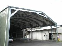 Fabrication and Installation of Industrial Sheds