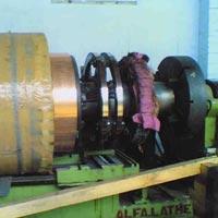 Exciter Rotor Repairing