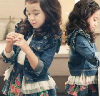 Kids Girls Denim & Lower