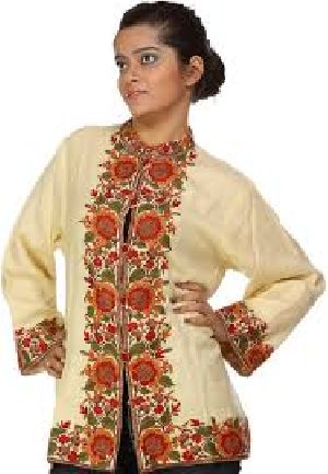 Kashmiri Ladies Jackets 02