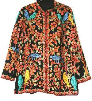 Kashmiri Ladies Jackets 04