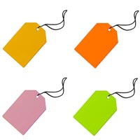 Colored Tags