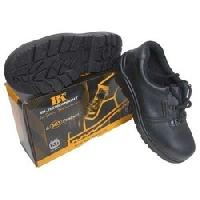 Black Knight Low Ankle Safety Shoes