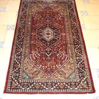 Silk Carpets
