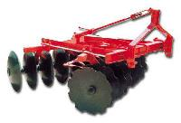 Tractor Mounted Offset Disc Harrow