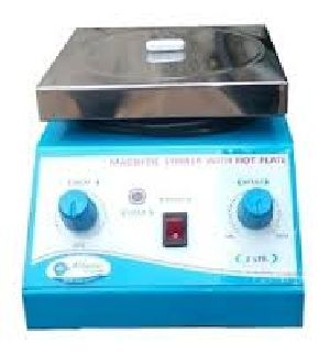 Hotplate Magnetic Stirrer 02