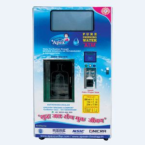 APEX Water Vending Machine