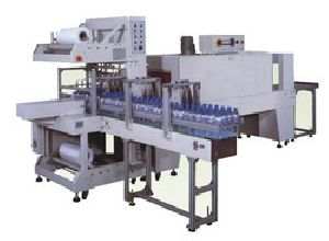 Shrink Wrapping Machine 01