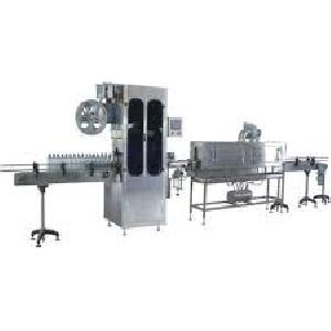Shrink Wrapping Machine 02