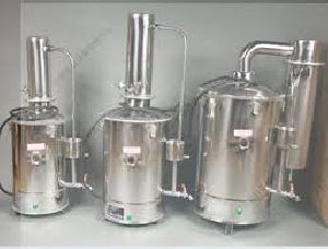 Stainless Steel Water Distiller 03