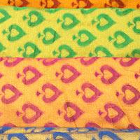 Chanderi Brocade Fabric (08)