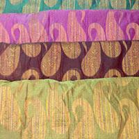 Chanderi Brocade Fabric (10)
