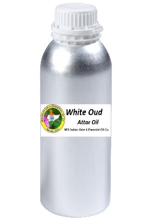 White Oud Attar