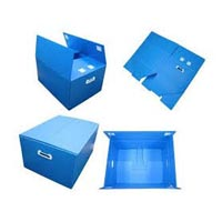 Polypropylene Corrugated Boxes