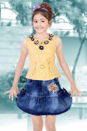 Girls Skirt 04