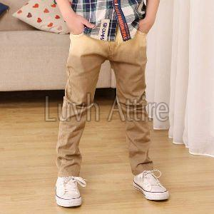 Boys Cotton Pants