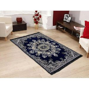 Blue Chenille Rugs