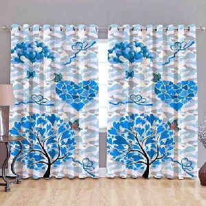 Designer Printed Curtains