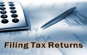 Income Tax Return Filing Services