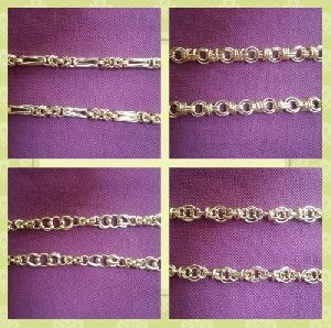 Brass Alloy Chains