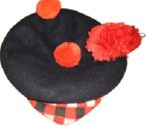 Bagpipe Band Caps