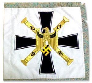 Knight Templar Alm Bag Fabric