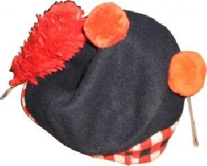 SLE-2142 Bagpipe Band Cap