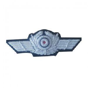SLE-2191 German Fabric Badge
