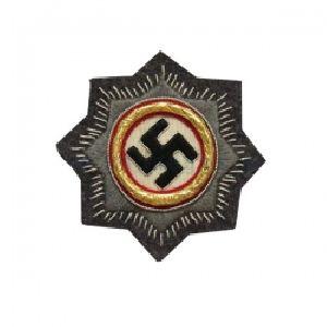 SLE-2224 German Fabric Badge