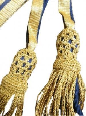 SLE-2233 Tassel Waist Belt