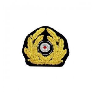 SLE-2246 German Fabric Badge