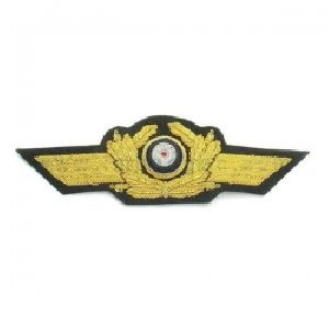 SLE-2257 German Fabric Badge