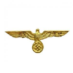 SLE-3123 German Metal Badge
