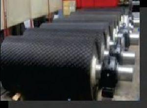 Belt Conveyor Head Pulley