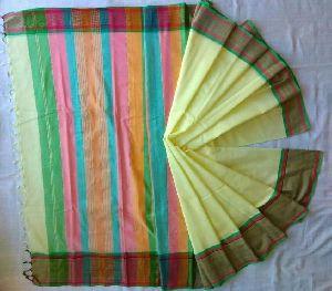 Handloom Pure Cotton Sarees
