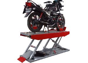 Hydraulic Service Ramps