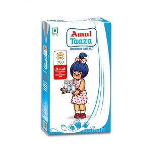 Amul Taaza Homogenized Toned milk