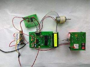 Development Of An Embedded System