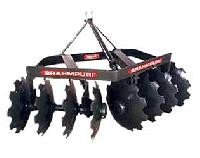 Agricultural Implements- Disc Harrow